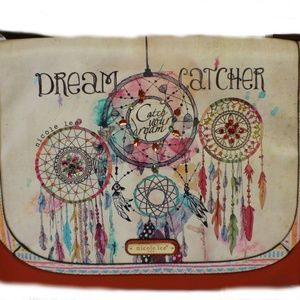 "NICOLE LEE ""DREAM CATCHER"" SATCHEL"